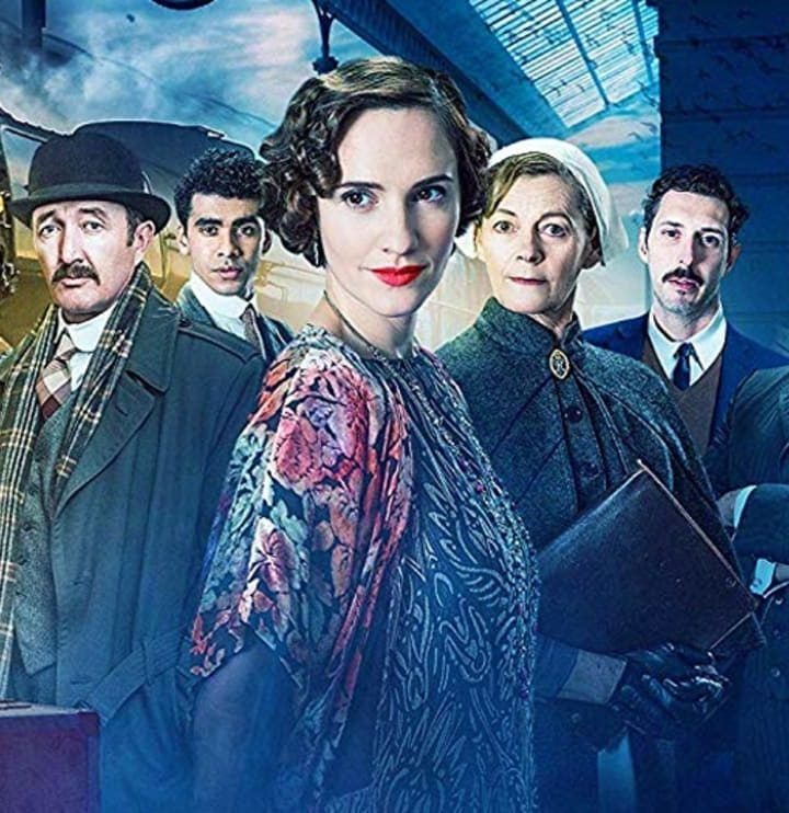 Film Explores Mysterious Disappearance of Agatha Christie