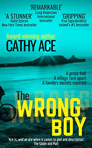 Cathy Ace's The Wrong Boy Will Be Miniseries