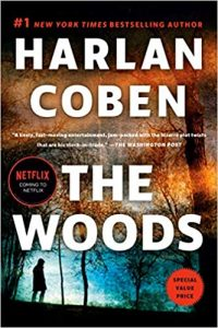 The Woods novel by Harlan Coban