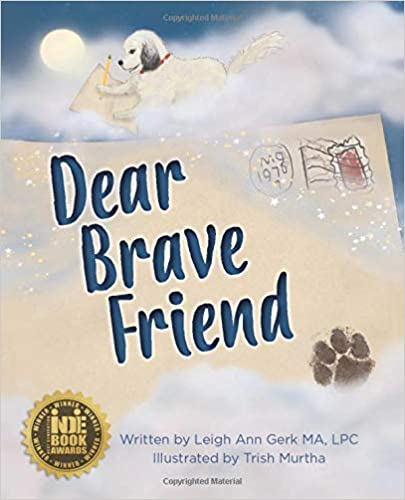 Children's Books: Dear Brave Friend  by Leigh Ann Gerk