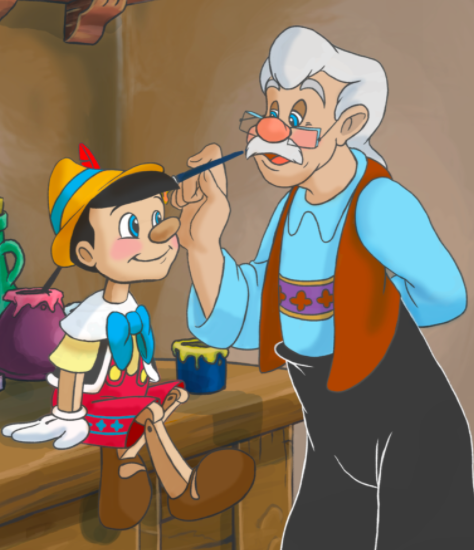 Tom Hanks Might Play Live-Action Pinocchio's  Geppetto
