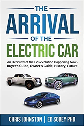 Non-Fiction: The Arrival of the Electric Car  by Chris Johnston and Ed Sobey