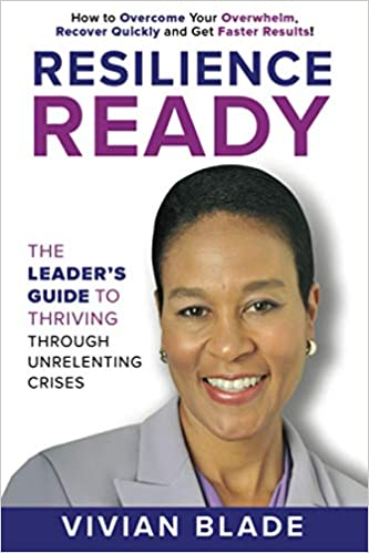 Non-Fiction: Resilience Ready  by Vivian Hairston Blade